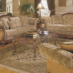 Barcelona Sectional Sofa Ottoman Sure Fit Durham One Piece Slipcover 8299f 4pc Set In Floral Chenille By Homelegance
