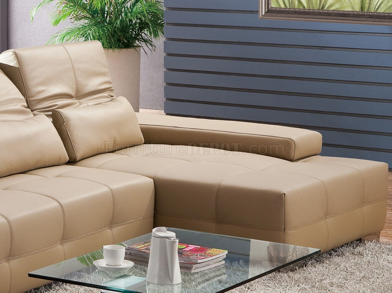 sectional sofas light brown twill sofa slipcover s812 a in leather by pantek