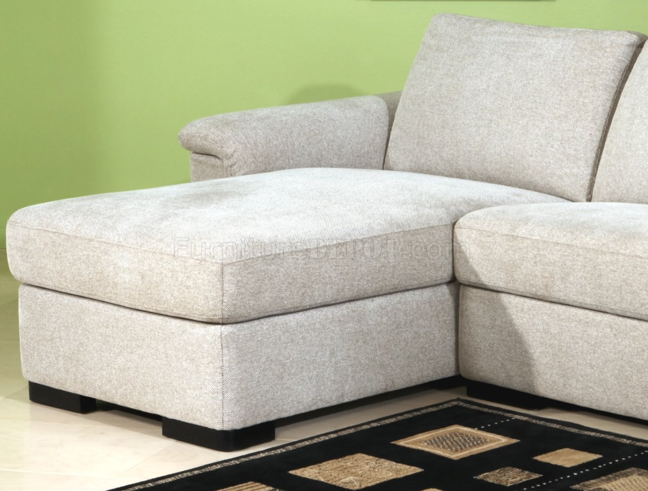 motion sofas cover for beige fabric modern sectional sofa w loveseat