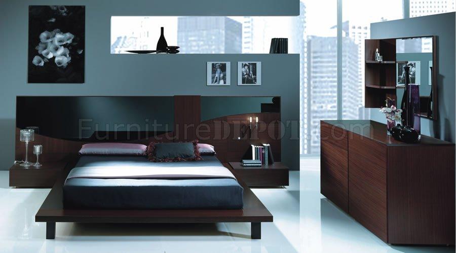 mahogany color matte finish
