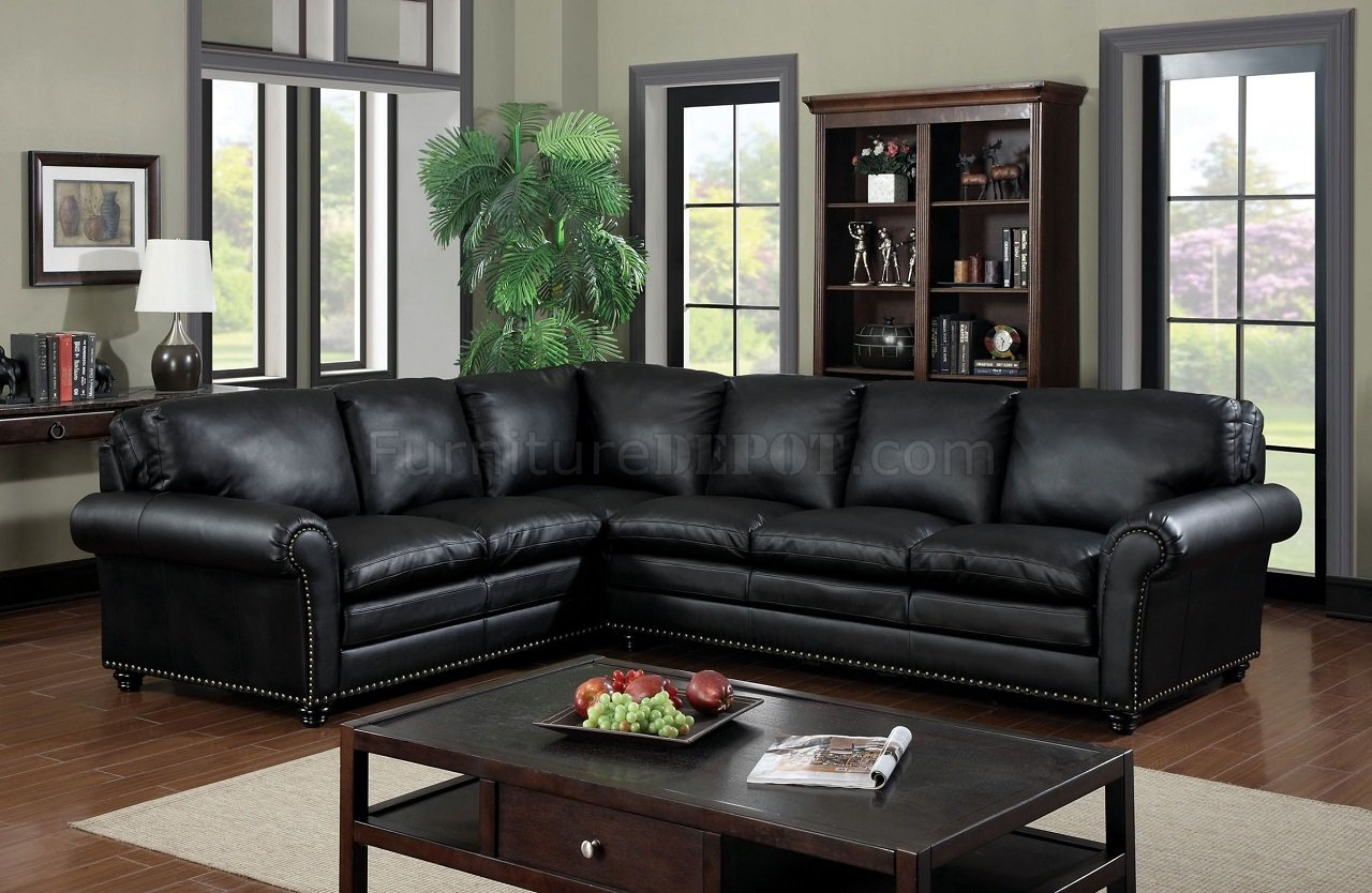 rialto black bonded leather chair design mind map payette sectional sofa cm6808 in match
