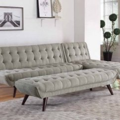 Natalia Leather And Chenille Sofa Bloomingdales 505608 Bed 3pc Set In Dove Grey Fabric By Coaster