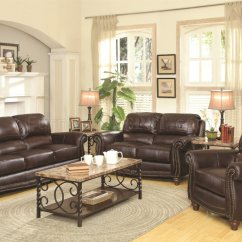 Burgundy Leather Sofa And Loveseat Old Fashioned Word For Lockhart 504691 In By Coaster