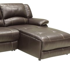 Modern Sectional Sofa With Recliner Cushion Covers Singapore Mahogany Full Leather 4pc Reclining