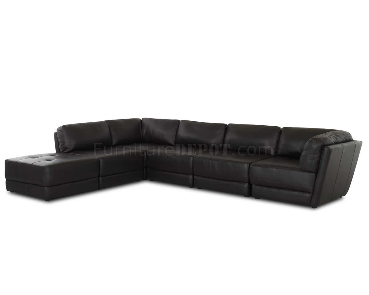 leather sectional sofa tufted sofasandsectionals com complaints black bonded stylish w seats