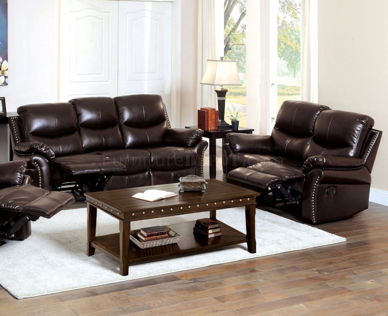 brown leather sofa recliner kittle s furniture sofas dudhope reclining cm6718 in match w options