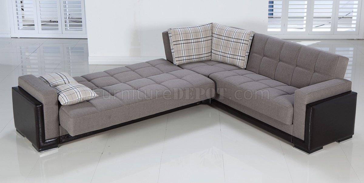 office depot chair folding kathmandu fume fabric & leatherette base sectional convertible sofa bed