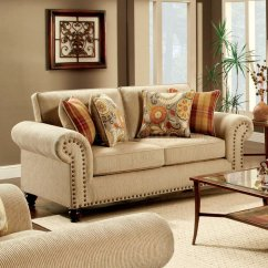 Tan Fabric Sofa Lanza Casual Sectional With Rhf Corner Chaise By Palliser Rollins Sm8110 In W Options