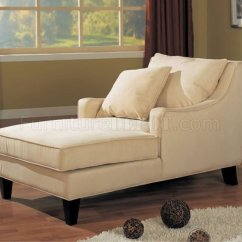 Coaster Leather Sofa Reviews Sleeper And Reclining Loveseat Cream Microfiber Classic Chaise Lounge W/cappuccino Finish ...