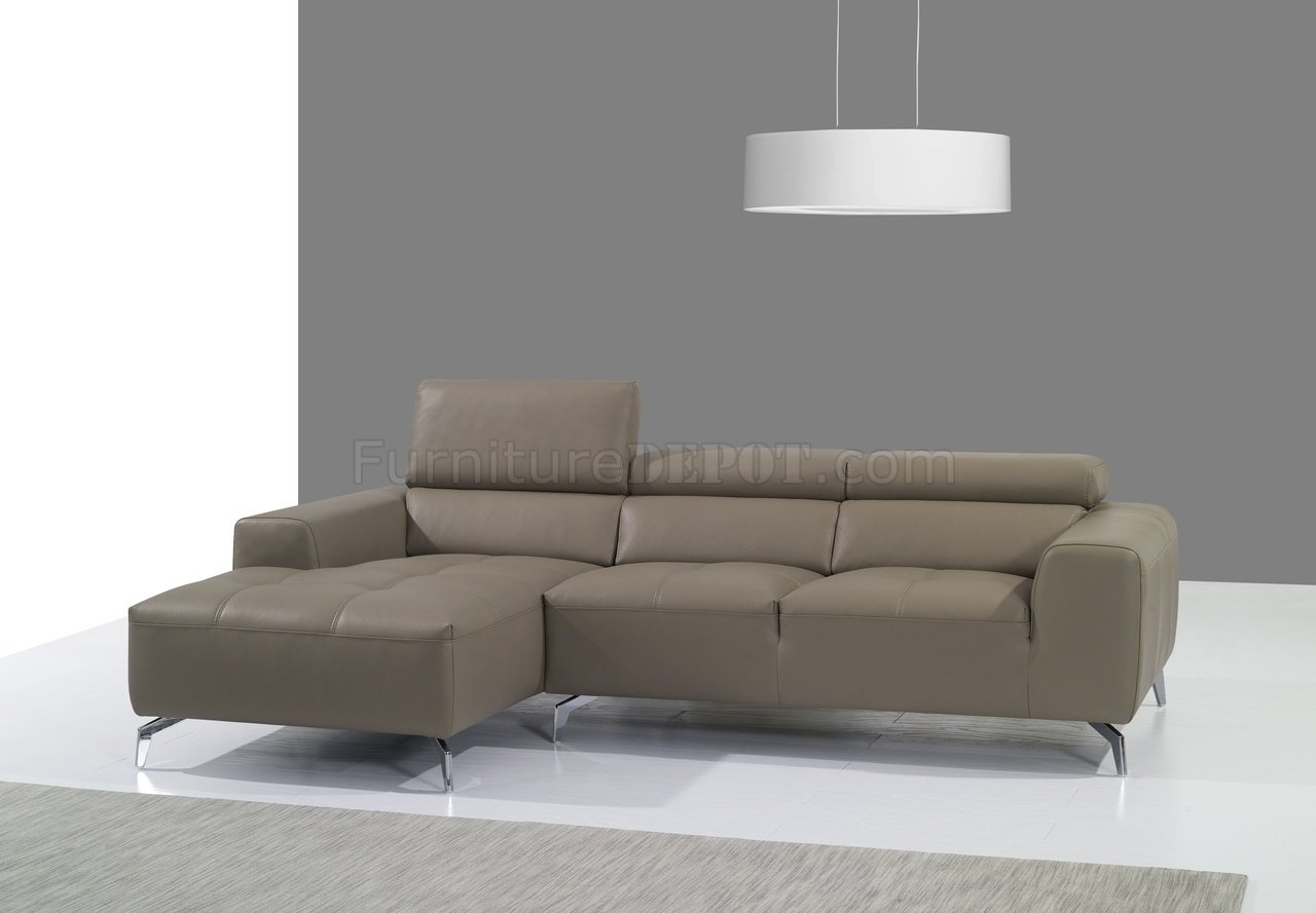 j m paquet sofa aus paletten selber machen a978b sectional in burlywood premium leather by andm