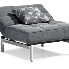 Grey Microfiber Sleeper Sofa Furniture Stores Nyc Bed Gray Convertible With Split Back