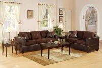 Plush Living Room Sets