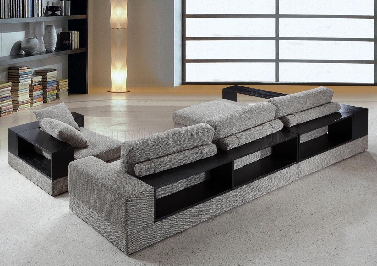Sectional Sofa 2 Chaises
