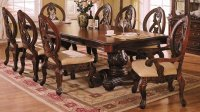09955 Versailles Dining Room in Dark Cherry by Acme
