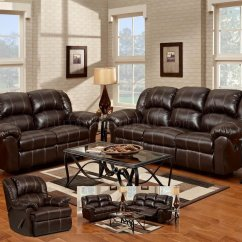 Bonded Leather Sofa And Loveseat Natuzzi Review Brown Modern Reclining Set