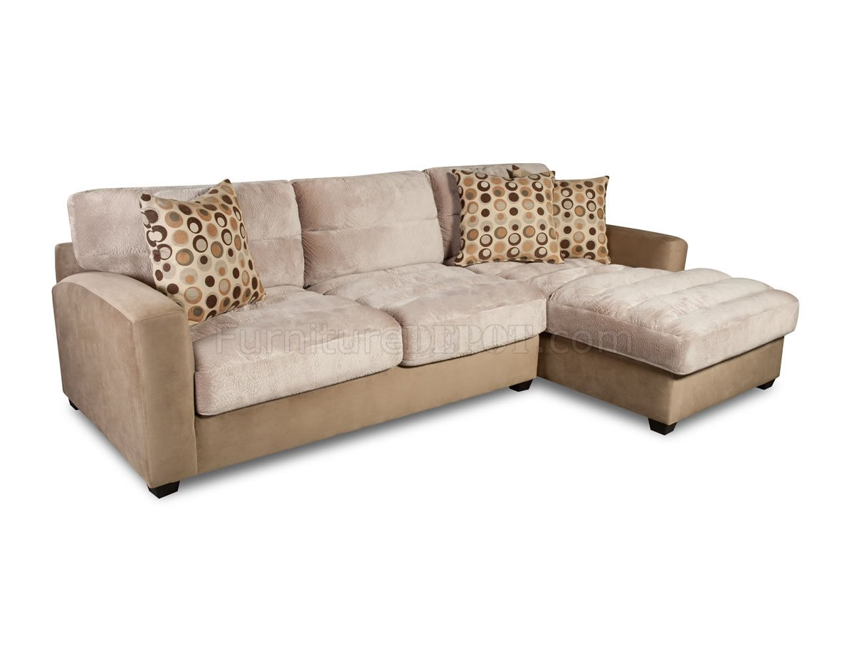 cream sectional sofa fabric contemporary modern bella coffee elegant