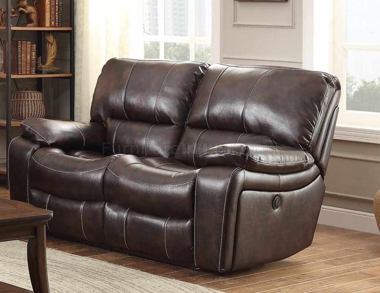 caruso leather 5 piece power motion sectional sofa repair sagging seat timkin 8435 by homelegance w options