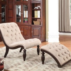 Kirby Sofa Review Overstock Bed 96200 Chair And Ottoman In Beige Fabric By Acme