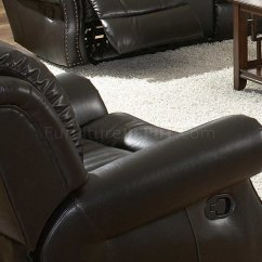 Bonded Leather Reclining Sofa Set Air Bed Best Quality Black And Loveseat W Recliner Seats