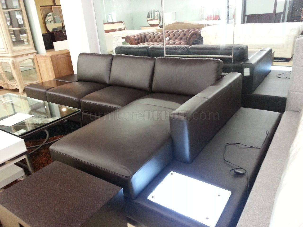 mini sectional leather sofa folding bed singapore t 35 in off white