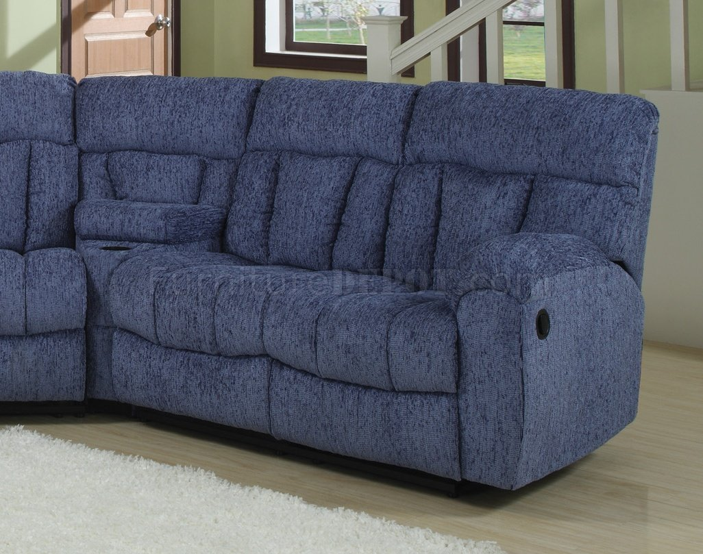 blue fabric recliner sofa single without backrest or beige modern 5pc reclining sectional