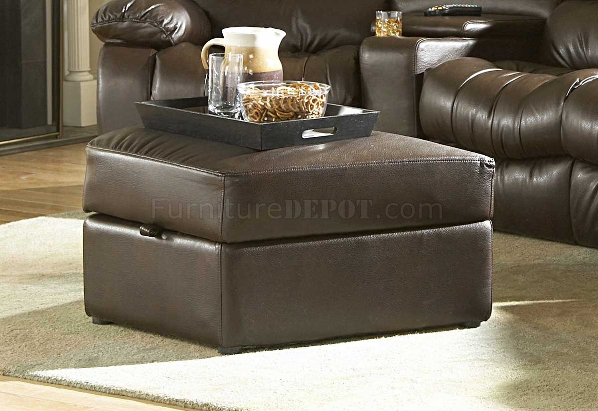home theater leather sofa longest lasting brown bonded recliner sectional