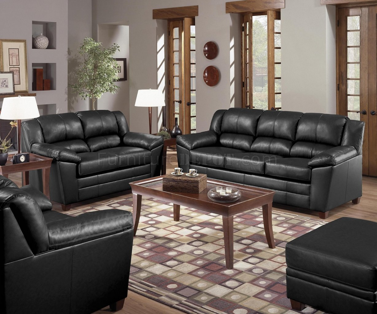 baseball leather sofa small loveseat black bonded living room w stitch seams