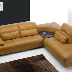 Light Brown Leather Reclining Sofa Cover Dry Cleaning Cost Camel Modern Sectional 697