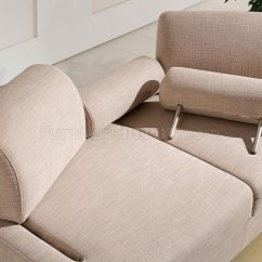 Pillow Ideas For Leather Sofa Klippan Four Seat Review Fabric Cushions Innovative
