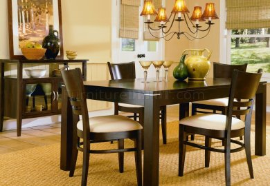 Fabric Chairs Dining Room