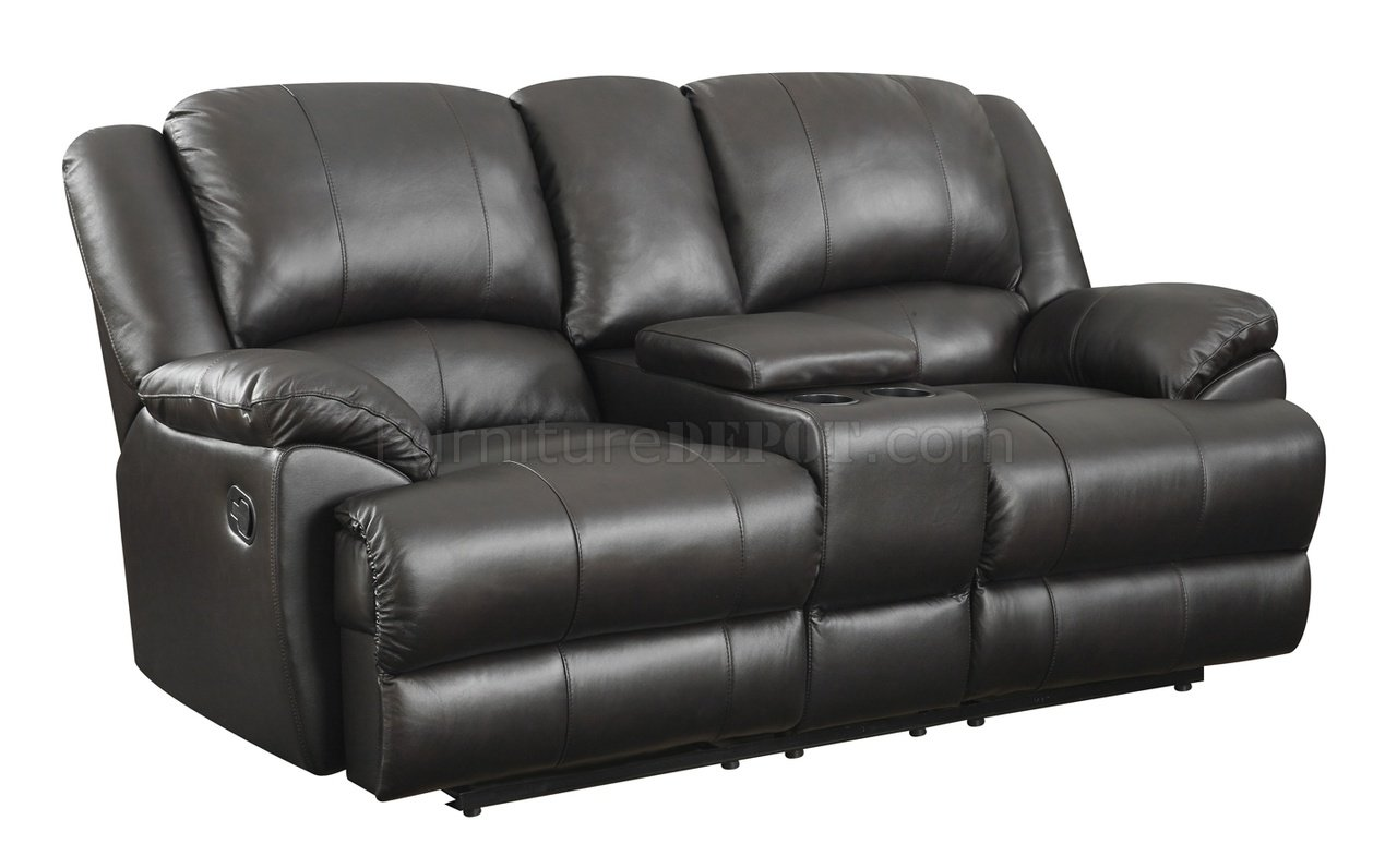 motion sofa set 4 piece sectional wicker murray road power in chocolate leather by