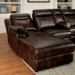 Kensington 2 Drawer Storage Sofa Bed With Footstool Mackenzie Costco Hardy Cm6781br Reclining Sectional In Brown Leatherette