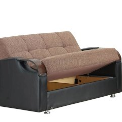 Chenille Sofa Beds Interesting Designs Soho Bed In Brown Fabric By Rain W Optional