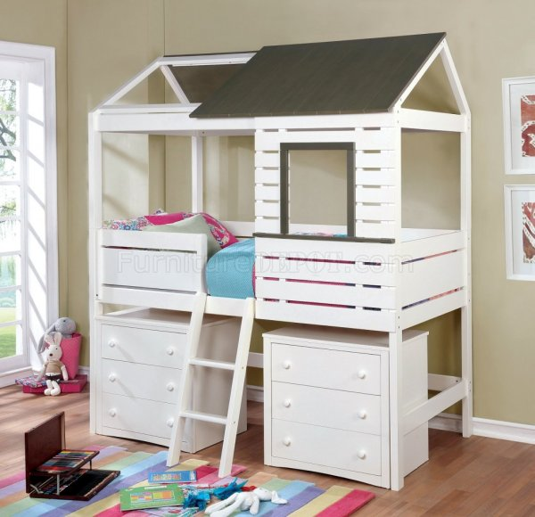Letto A Castello Twins.20 Cabana Youth Loft Bed Pictures And Ideas On Weric