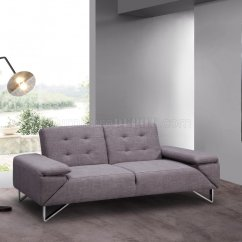 Sofa Upholstery West London Sheets For Queen Bed In Gray Fabric W Options By Whiteline
