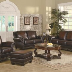 Discontinued Ashley Sofa Tables Best Way To Clean A White Fabric Brown Leather Classic & Loveseat Set W/optional Items