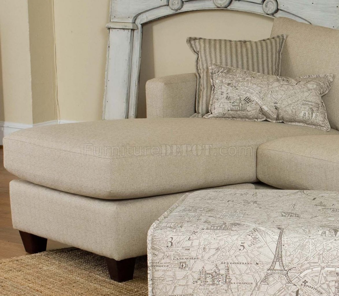 cream sectional sofa fabric kevin charles reversible modern w optional