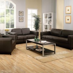 Io Metro Sofa Review Ebay Sofas Used Full Leather Contemporary Living Room 502451 Brown