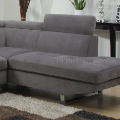 Grey Sofa Fabric Texture Spanishdict 4015 Sectional In Gray Textured Sateen
