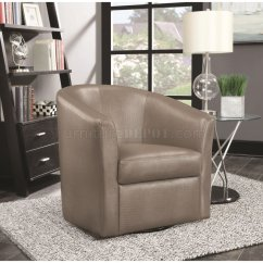 Office Chair Club Reviews Tufted Tub 902726 Accent Set Of 2 In Champagne Leatherette By