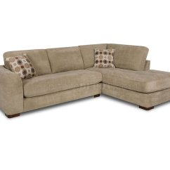 Light Brown Sofa Italian Leather Brand Fabric Modern Lush Bamboo Sectional W Options