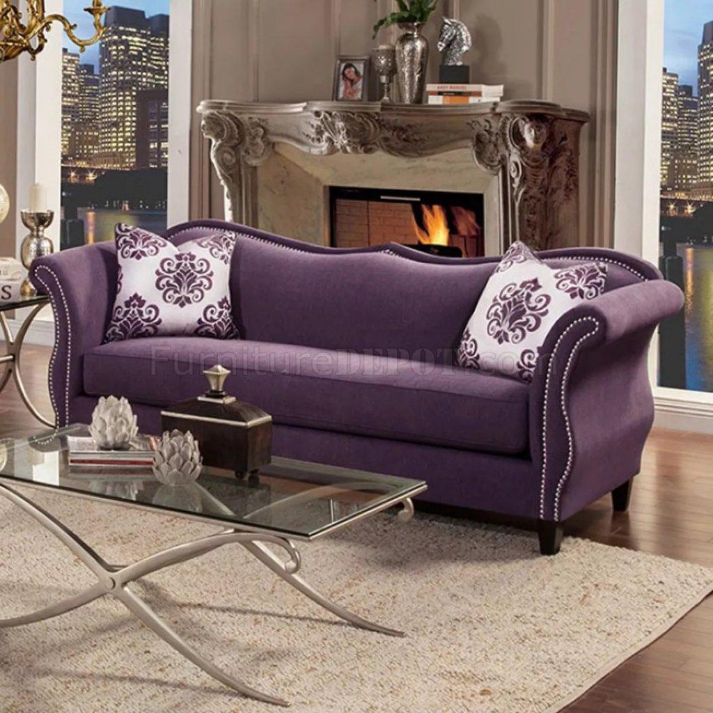 lavender sofa leather room ideas zaffiro sm2233 in fabric w options