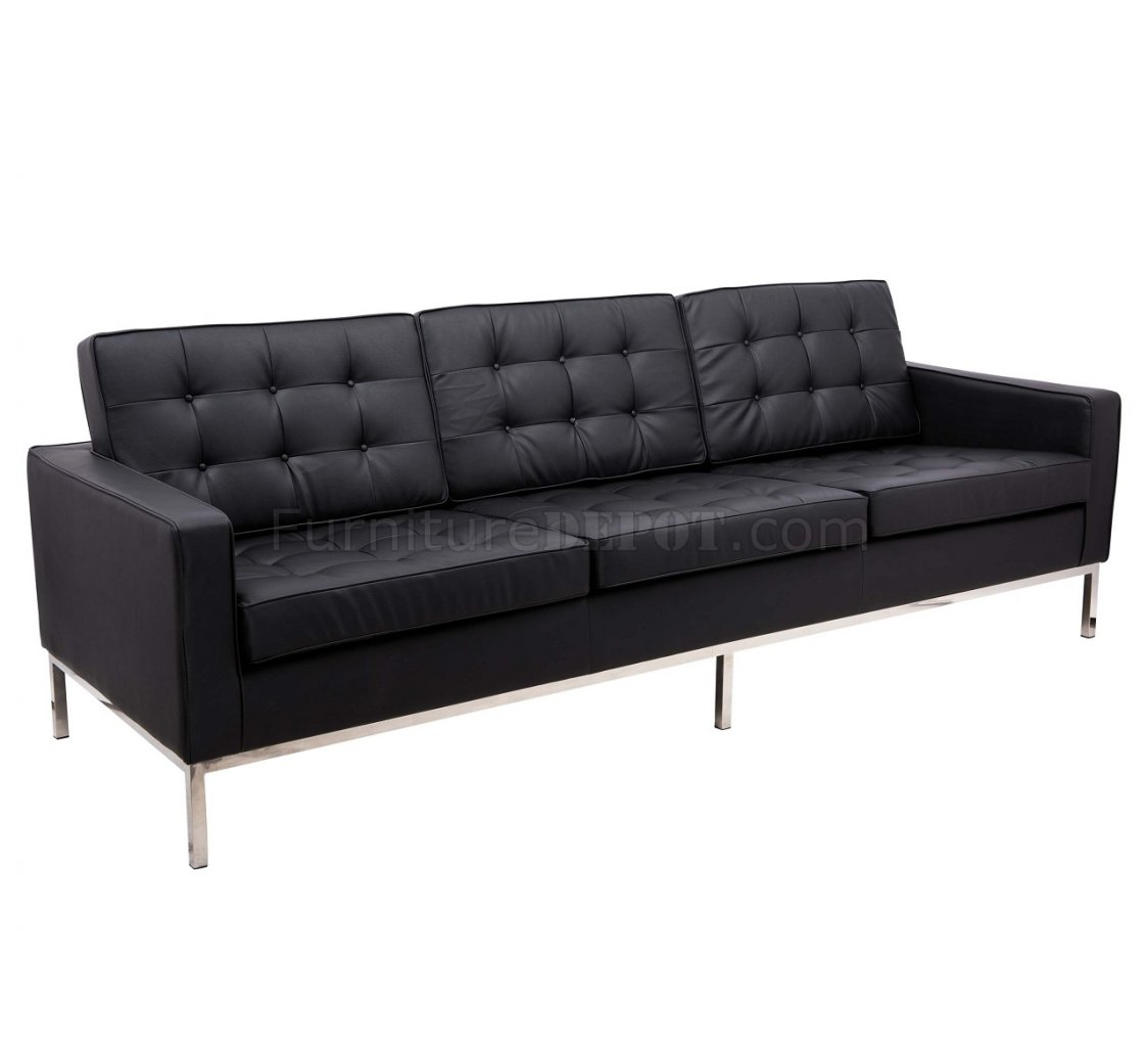 firenze sofa cane bed florence fs90bll in black leatherette leisuremod w