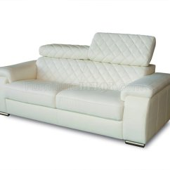 Modern Sectional Sofas Mississauga Top Sofa Beds 2018 White Bonded Leather Coco Woptional Loveseat
