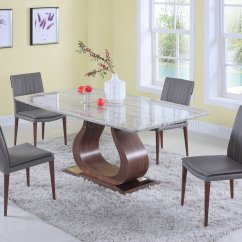 Marble Top Table With 4 Chairs Desk Chair Support Sage Dining 5pc Set W Solid By Chintaly