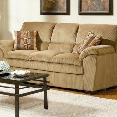 Corduroy Fabric Sofa Marshfield Furniture Sleeper Charcoal Sectional Thesofa