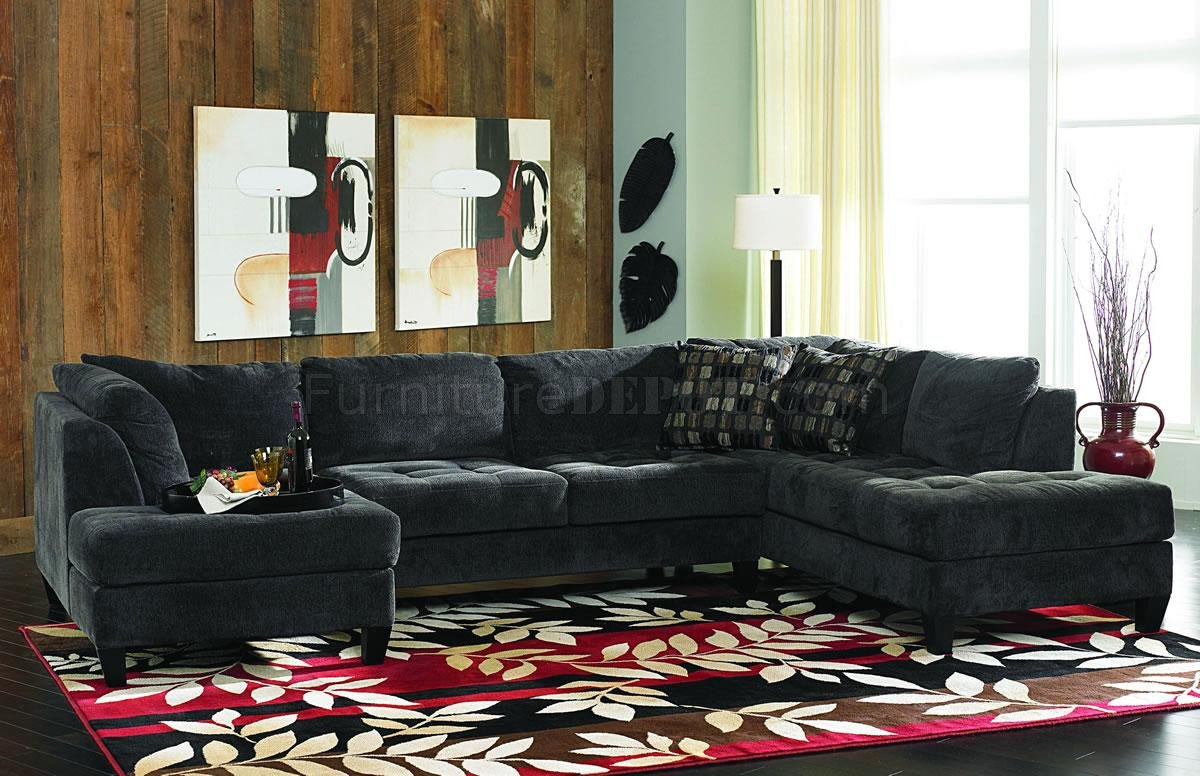 charcoal gray sectional sofa mart specials fabric contemporary double chaise
