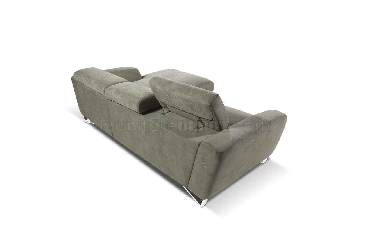 spartan sofa sure fit black slipcover sparta mini sectional in fabric by j andm w steel legs