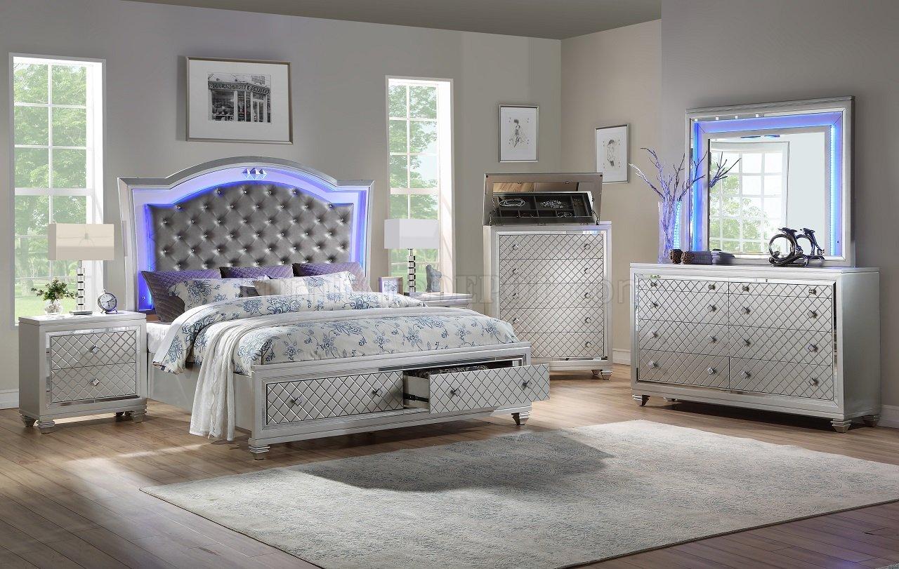 Mirror Bedroom Set