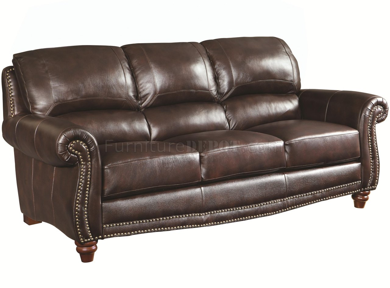 burgundy leather sofa and loveseat acrylic arm table lockhart & 504691 in by coaster
